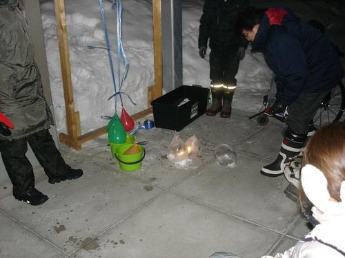 39287e2e9b39 雪あかり制作体験 - ブログ記事 - 旅のコミュニティ